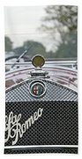 1931 Alfa Romeo Bath Towel