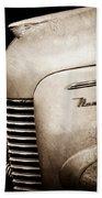 1940 Nash Sedan Grille Bath Towel