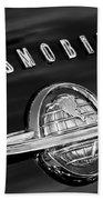 1950 Oldsmobile 88 Emblem Bath Towel