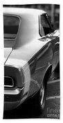 1969 Dodge Charger Bath Towel