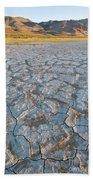 Alvord Desert, Oregon Bath Towel