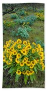 Balsamroot Bath Towel