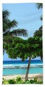 Beach Paradise Hand Towel