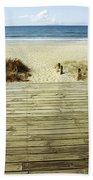 Beach View Bath Towel