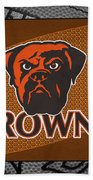 Cleveland Browns Bath Towel