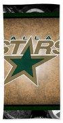 Dallas Stars Bath Towel