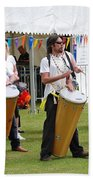 Dende Nation Samba Drum Troupe Bath Towel