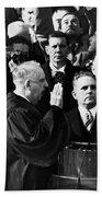 Eisenhower Inauguration Hand Towel