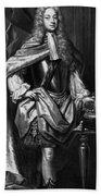 George II (1683-1760) Bath Towel
