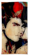 George Michael Collection Bath Towel