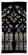 Gothic Window Hand Towel