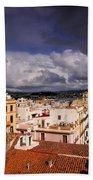Ibiza Town Bath Towel