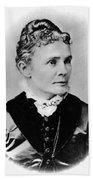 Lucretia Garfield (1832-1918) Hand Towel
