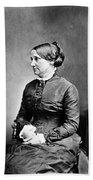 Lucy Hayes (1831-1889) Bath Towel