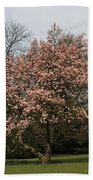 Magnolia Tree Bath Towel