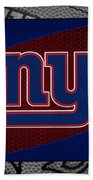 New York Giants Bath Towel