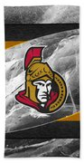 Ottawa Senators Bath Towel