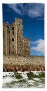 Rochester Castle Bath Towel