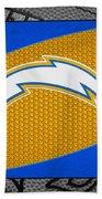 San Diego Chargers Bath Towel