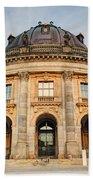 The Bode Museum Berlin Germany Bath Towel