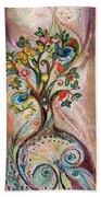 The Tree Of Life Bath Towel