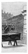 William Henry Vanderbilt (1821-1885) Bath Towel