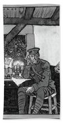Wwi Soldiers, 1918 Hand Towel
