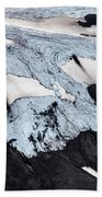 Aerial Photo Bath Towel