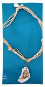 Aphrodite Gamelioi Necklace Bath Towel