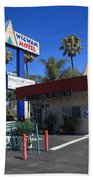 Route 66 - Wigwam Motel Bath Towel