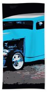 32 Ford Victoria  Bath Towel
