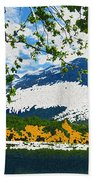 Norway  Landscape Bath Towel