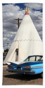 Route 66 - Wigwam Motel Hand Towel
