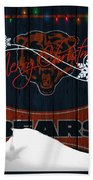 Chicago Bears Bath Towel