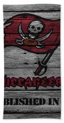 Tampa Bay Buccaneers Bath Towel