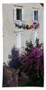 Views Of Dubrovnik Croatia Bath Towel