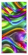 Abstract Series 38 Bath Towel