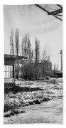 Abandoned Sugarmill Bath Towel