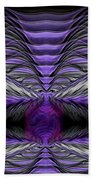 Abstract 75 Bath Towel