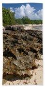 Beach At Coco Cay Hand Towel