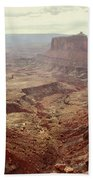 Canyonlands National Park In Utah Bath Towel