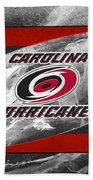 Carolina Hurricanes Bath Towel