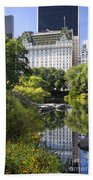 Central Park Bath Towel