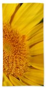 Chipmunk's Peredovik Sunflower Bath Towel