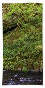 Columbia River Gorge, Oregon, Usa Bath Towel