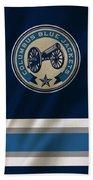 Columbus Blue Jackets Uniform Bath Towel