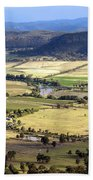 Country Scenic Bath Towel