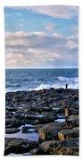 Giant's Causeway Coast Bath Towel