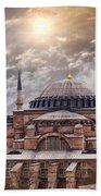 Hagia Sophia Istanbul Bath Towel