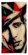 Humphrey Bogart Collection Bath Towel